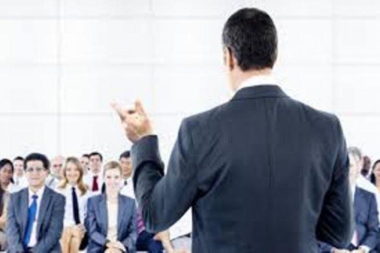صحبت در جلسات