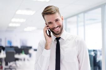 تصویر از صحبت با تلفن – چگونه حرفه ای پشت تلفن صحبت کنیم- قسمت اول