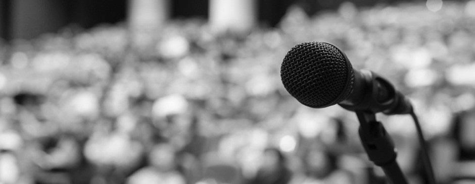 روشهای شروع سخنرانی