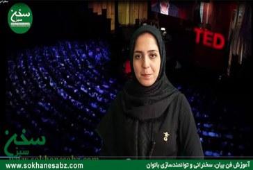 سخنرانی تد چیست ؟ چگونه یک سخنرانی تد ارائه دهیم ؟