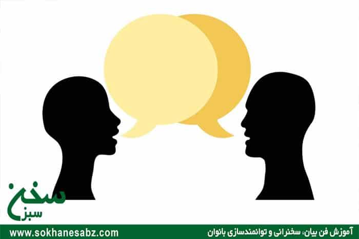 فن بیان در ارتباط با مشتری